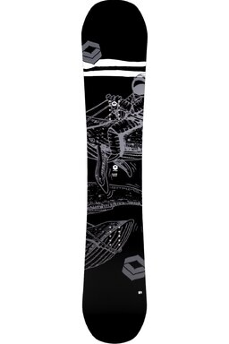 Placă Snowboard FTWO SNB Black Deck Extra Wide