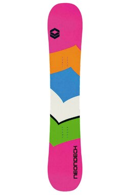 Placă Snowboard FTWO SNB Neondeck