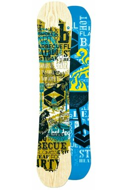 Placă Snowboard FTWO T-Ride 17/18