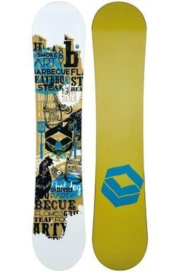 Placa Snowboard FTWO T-Ride 906226