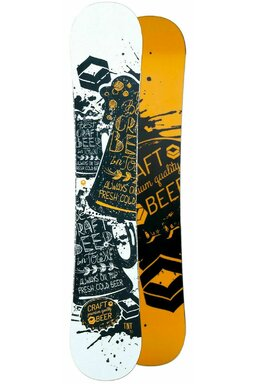Placă Snowboard FTWO TNT Orange 17/18