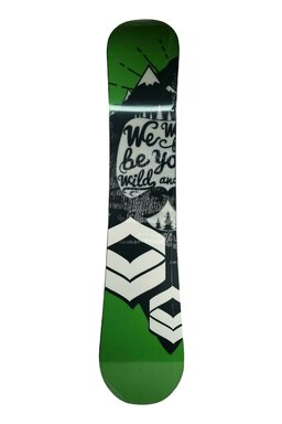 Placă Snowboard FTWO Union Green 17/18