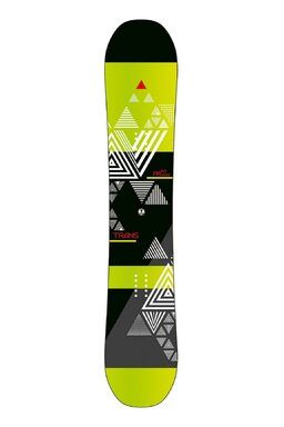 Placă Snowboard Trans FR Men Green 18/19
