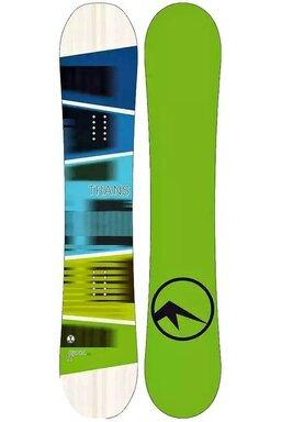 Placă Snowboard Trans FR Wood Green Flatrocker