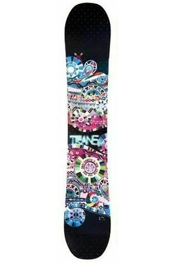 Placă Snowboard Trans LTD Girl Black FW 15/16