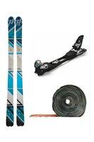 Set Ski de Tură Volkl Qanik Marker F10 (Schiuri + Piei + Legături)
