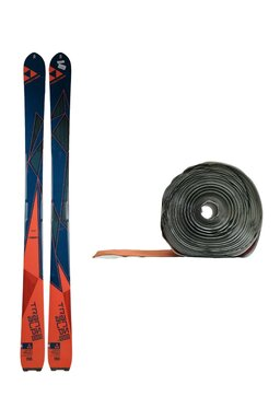 Ski de Tură Fischer Trans Alp 88 + Piei de Focă
