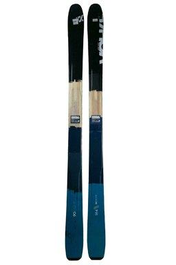 Ski de tură Volkl 90 Eight Flat 3D Glass Black