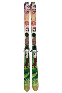Ski Freestyle Rossignol S4 Pro + Legături Salomon L9