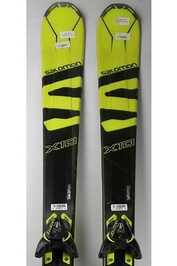 Ski Salomon X10 SSH 5579