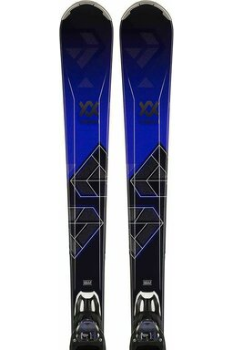 Ski Volkl Flair 76 Elite Purple + Legături Marker