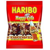 Bomboane gumate cu aroma de cola Happy Cola Haribo 100g