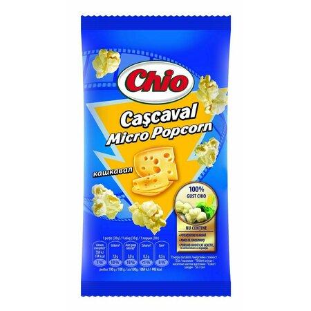 CHIO Popcorn Microunde Caşcaval 80g