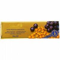 Ciocolata gold cu stafide si alune 300g Lindt