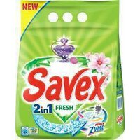 Detergent automat Savex Powerzyme 2in1 Fresh 4kg