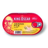 File hering in ulei - King Oscar 170g