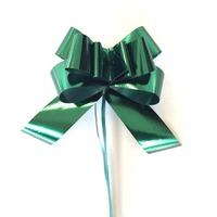 Funda pentru cadouri Flower Glossy Verde 31mm