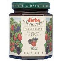 Gem de fructe de padure cu 70% fruct Darbo 200gr