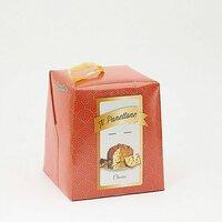 Panettone clasic in cutie rosie 500gr