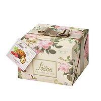 Panettone cu sirop de trandafiri Loison 600gr