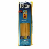 Paste bucatini De Cecco 500g