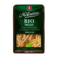 Paste Fusilli BIO Organice La Molisana 500g