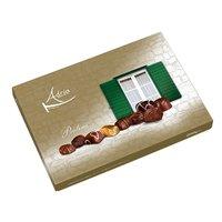 Praline asortate in cutie cadou aurie Adria 180gr