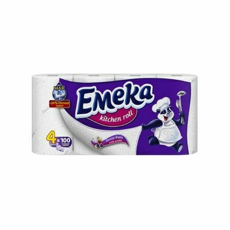 Prosoape de hartie Emeka Fresh 4 role