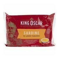 Sardine baltice tabasco in ulei - King Oscar 110g