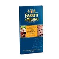 Tableta de ciocolata cu lapte si pere Baratti