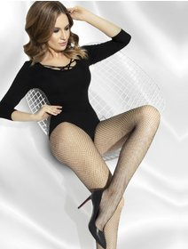 Ciorapi plasa mica Annes Shakira