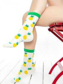 Sosete colorate cu ananas Socks Concept SC-1700