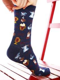 Sosete colorate cu cafea Socks Concept SC-1756
