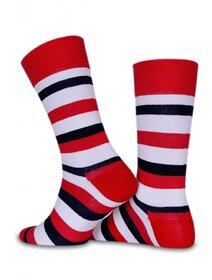 Sosete colorate cu dungi orizontale Socks Concept SC-1528