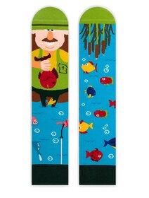 Sosete colorate cu pescar Nanushki Sam Selfish