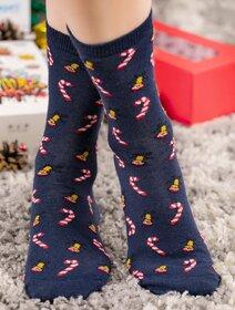 Sosete de craciun cu bastonase Socks Concept SC-NL09