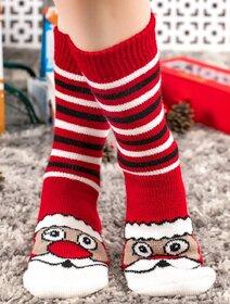 Sosete de Craciun moi si groase de casa Socks Concept SC-1772