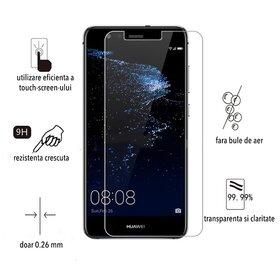 Folie de sticla 0.26 mm - Tempered Glass - pentru Huawei P9 Transparent