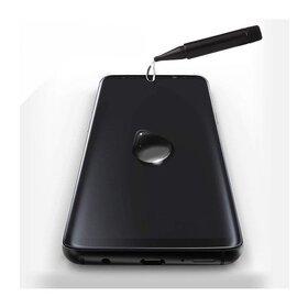 Folie de sticla Premium cu Nano Lichid UV pentru Galaxy Note 10 Plus