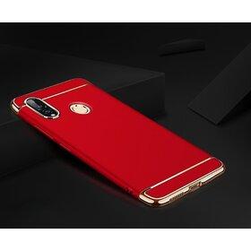 Husa 3 in 1 Luxury pentru Galaxy A9 (2018) Red