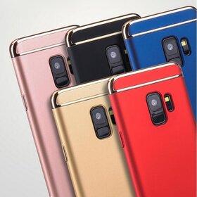 Husa 3 in 1 Luxury pentru Galaxy J6 Plus (2018)