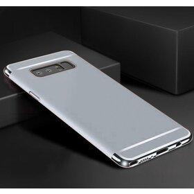 Husa 3 in 1 Luxury pentru Galaxy S10e Silver