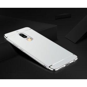 Husa 3 in 1 Luxury pentru Huawei Mate 10 Lite Silver