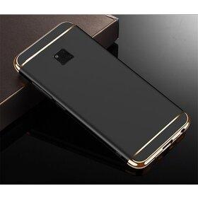 Husa 3 in 1 Luxury pentru Huawei Mate 20 Black