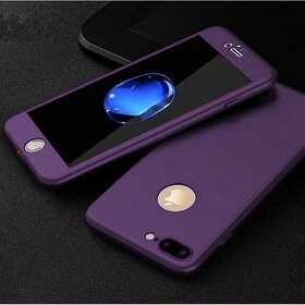 Husa 360 pentru iPhone 7 Plus Purple