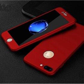 Husa 360 pentru iPhone 7 Plus Red