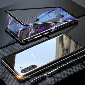 Husa 360 Magnetica cu Sticla fata + spate pentru Galaxy Note 10 Plus