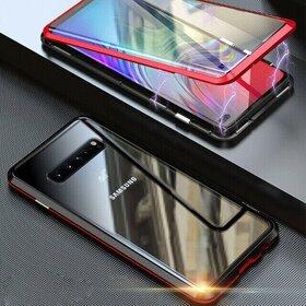 Husa 360 Magnetica cu Sticla fata + spate pentru Galaxy S10