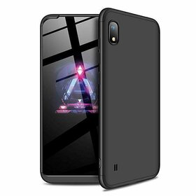 Husa 360 pentru Galaxy A10 Black