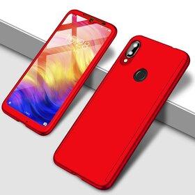 Husa 360 pentru Galaxy A20/ Galaxy A30 Red
